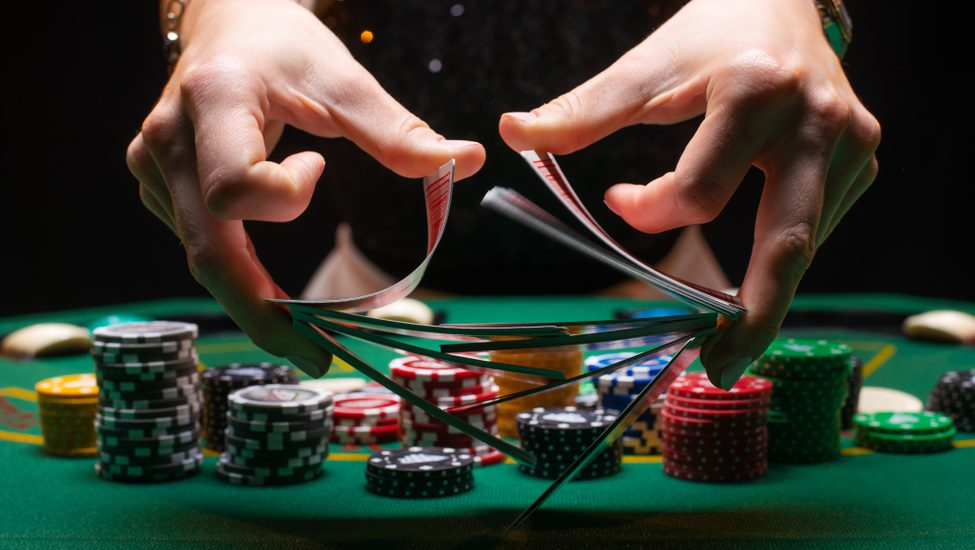 Take The Burn Out Of Online Casino