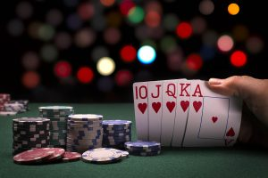 The Four Second Trick For Online Gambling